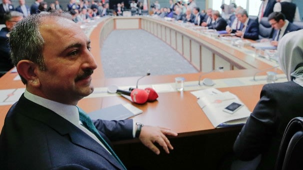 Adalet Bakanı Gül'den OHAL açıklaması-min